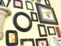 Photo frames: Making your own family collage