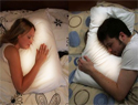 Connect to your long-distance love with a glowing pillow