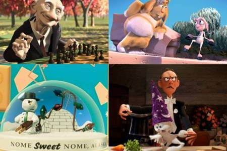 Pixar's primetime close-up