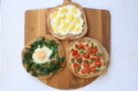 Pizza for breakfast: 3 Tasty recipes
