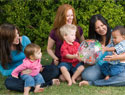 Playdates for moms: How to make other 
