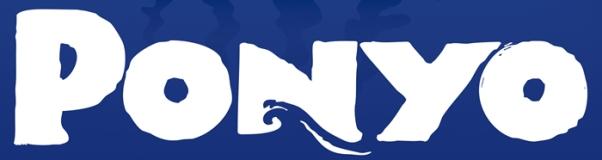 Ponyo: Japanese wizard's magic