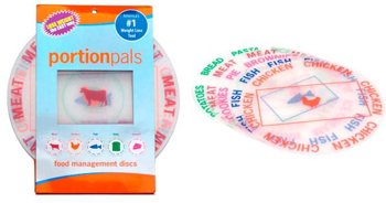 Portion Pals Food Management Tools