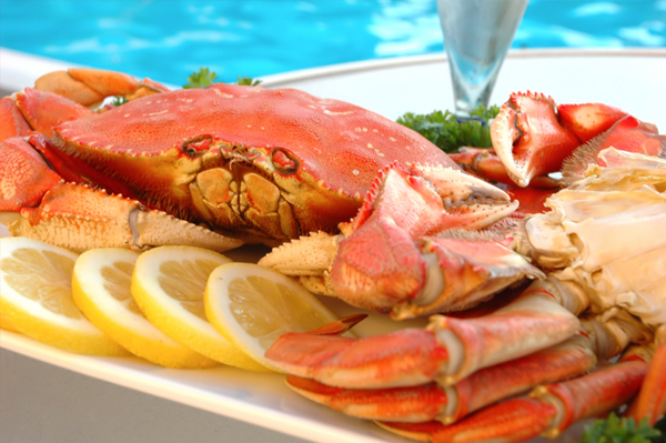 how to cook fresh crab