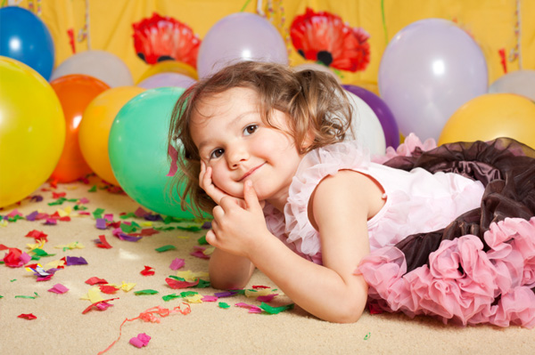 Plan a preschool party