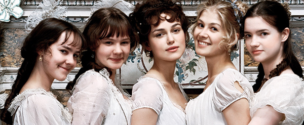 Pride and Prejudice, if you watch one Austen film, witness this one