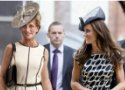 Faux photo: Princess Diana at age 50 with Kate Middleton