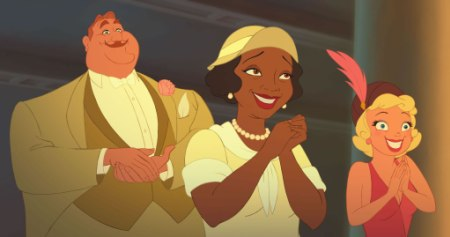 Princess and the Frog cast chats with SheKnows