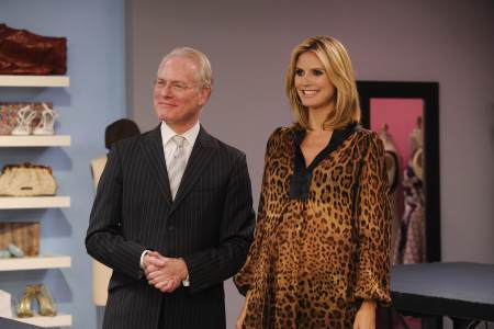 Tim Gunn and Heidi Klum are back in Project Runway 2010