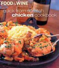 Quick from Scratch Chicken Cookbook