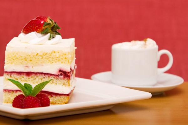 Berry shortcake summer desserts