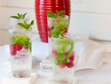 How to make flavored water at home