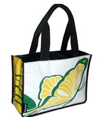 Green fashion in the bag