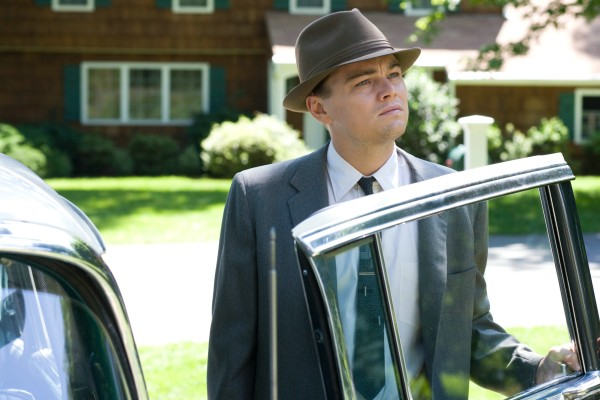 Leo in his '50's best in Revolutionary Road