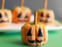 Rice Krispie pumpkins are trending (again) this Halloween