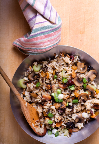 Wild Rice Casserole 