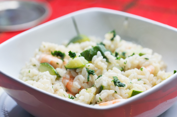 Risotto how-to
