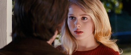 Rose McIver in The Lovely Bones, out nationally January 15