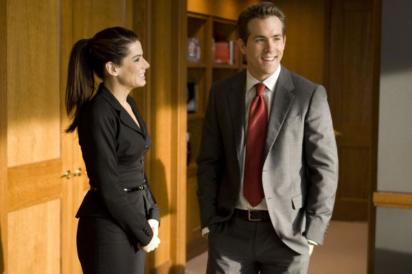 The Proposal for Ryan Reynolds: Marry Sandra Bullock