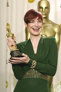 Sandy Powell wins Oscar gold