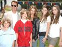 Arnold Schwarzenegger's kids react to love child news