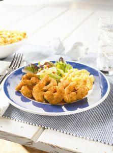 SeaPak's Popcorn Shrimp