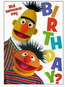 A Sesame Street Birthday Party plan