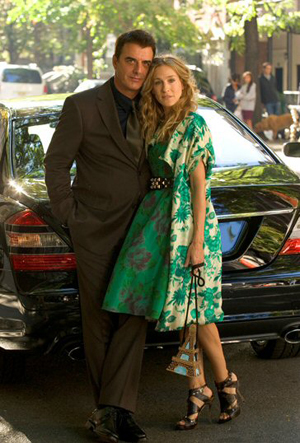 Chris Noth and Sarah Jessica Parker will be reunited in SATC 2