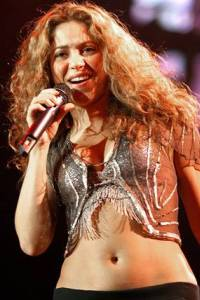 Shakira is set to rock the AMAs