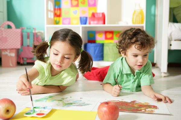 Encourage kids 39 creativity - Habitacion desocupada ...