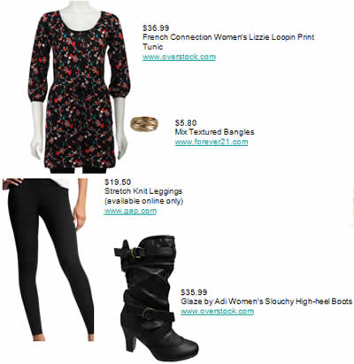 Dress yourself thin on a budget