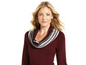 Slimming sweaters for winter