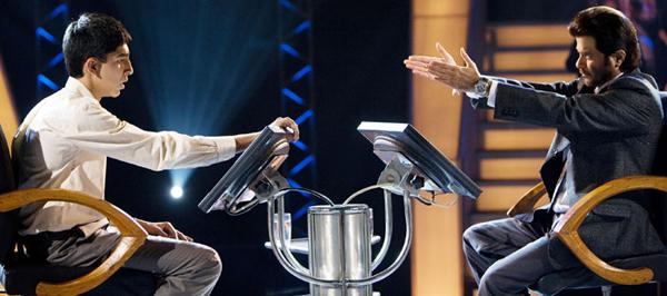 The big moment during Slumdog Millionaire