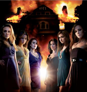 The ladies of Sorority Row