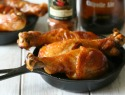 Kick off football season with spicy beer-marinated chicken drumsticks