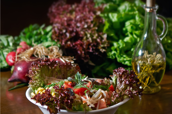 Tips & recipes for super salads