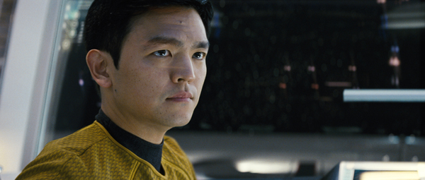 John Cho is now Sulu