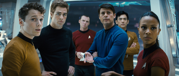 Boldly going where no Star Trek film has before