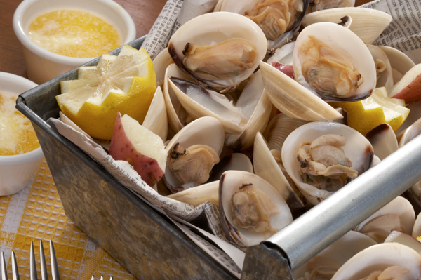New England clambake recipes