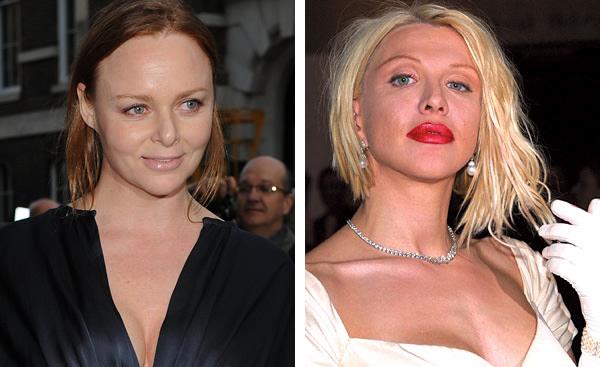 Celebrity fashion gossip