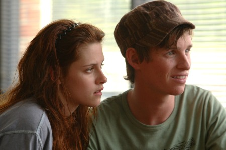 Kristen Stewart and Eddie redmayne