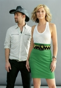Sugarland live tonight on CBS