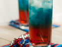 Colorfully patriotic layered drinks to enjoy with your holiday grill