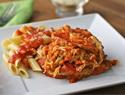 Sunday Dinner: Baked eggplant Parmesan