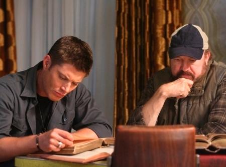 Supernatural's back too!