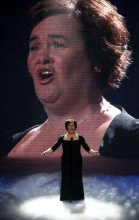Susan Boyle AGT