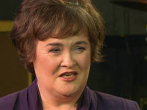 Susan Boyle lights up America on Today