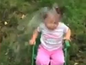 Swearing toddler shocks viewers with her ice bucket challenge (VIDEO)