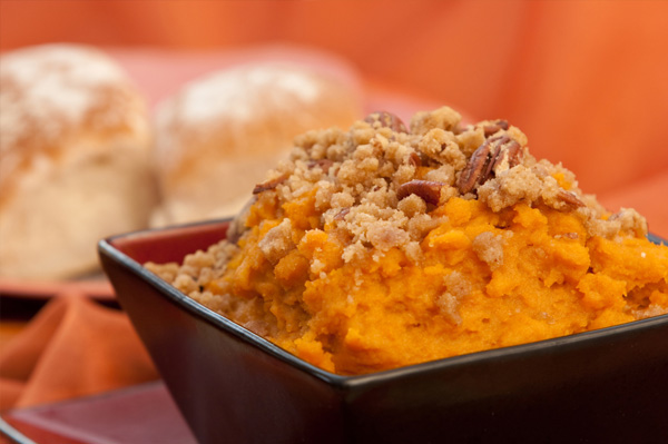 Kay's sweet potato souffle recipe