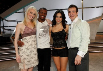 The final four dancers of So You Think You Can Dance